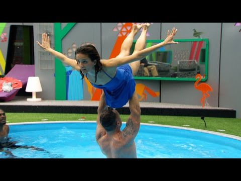 Recap of day 16 in Celebrity Big Brother 2012 - TV Talk