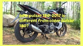 information about new pulsar 180 2017 bs4 compliant   rear disc