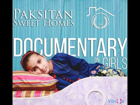 Life of orphan girls at Pakistan Sweet Home