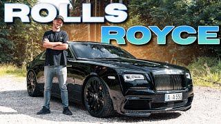 700PS Rolls Royce Wraith Black Badge  DER 400.000 € LUXUSPANZER  Daniel Abt