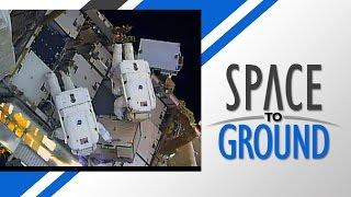 Space to Ground: A Powerful Spacewalk: 01/06/2017