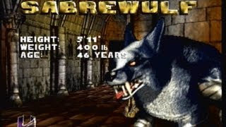 Sabrewulf Full Playthrough Master Level KI-Gold