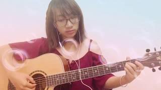 Nhìn Những Mùa Thu Đi - Guitar Cover - Sunnie Nguyen