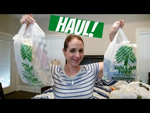 DOLLAR TREE HAUL!! 4-27-17 NEW/WISH LIST ITEMS!