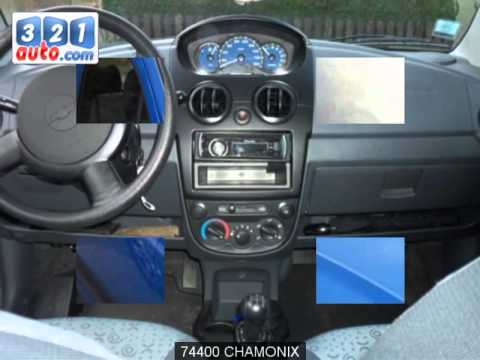 occasion chevrolet matiz chamonix youtube. Black Bedroom Furniture Sets. Home Design Ideas