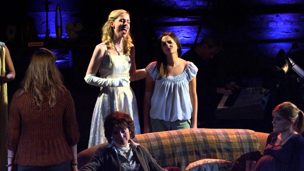 """Someday"" from ""Hereafter Musical"" featuring Frankie Keane [Theater 80 April 2012]"