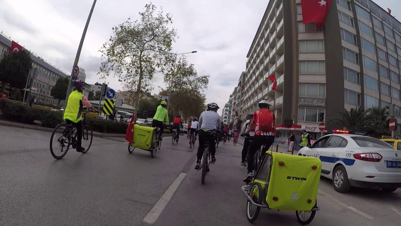 İzmir özel bisiklet haberci