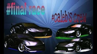 NEED FOR SPEED UNDERGROUND 2 (pc) #final race caleb