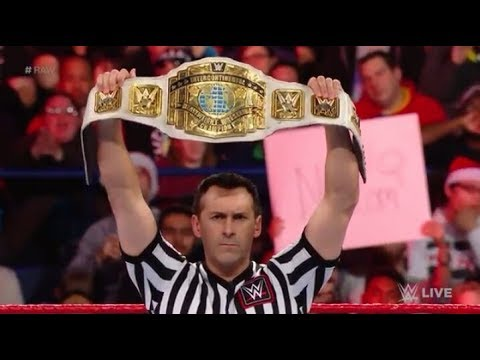 Roman Reigns vs Samoa Joe | Intercontinental Championship Match | Highlights | Raw 26/12/2017 | thumbnail