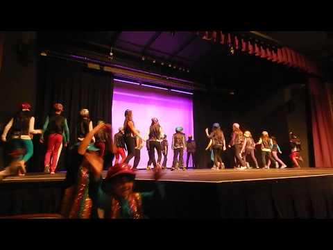 Be Awesome - Cast Grand Finale - dypac - 2/01/14