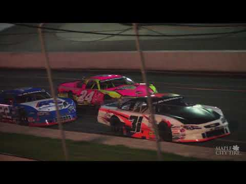 Race Recap - Sunset Speedway August 19th, 2017