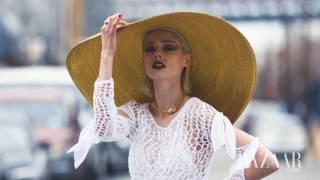 Baixar Coco Rocha For Harper's Bazaar Arabia February 2017