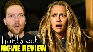 Lights Out – Movie Review