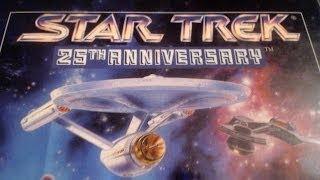 PC Game Review #1: Star Trek 25th Anniversary