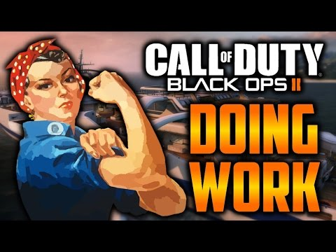 Beasting With @JDFromNY206! (Black Ops 2 Gameplay)