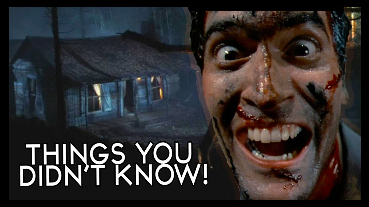 7 Things You (Probably) Didn't Know About The Evil Dead ...