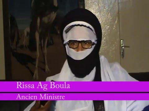 Rhissa Ag Boula à cœur ouvert avec Niger Inter