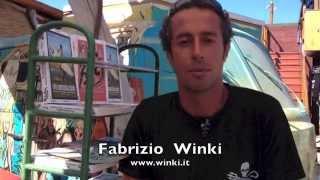 Winki presenta il suo ultimo libro al Rupi