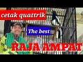 Cetak Quattrik Kacer Raja Ampat Tampil Luar Biasa Di Event Latpres Gantangan Aubry  Mp3 - Mp4 Download