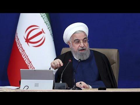 روحاني: ترفض -المخاوف- الأوروبية وقادرون على تخصيب اليورانيوم حتى 90 في المئة…  - نشر قبل 20 دقيقة