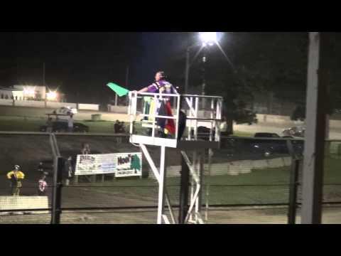 West Liberty Raceway IMCA Sport Compacts feat.6/14/14