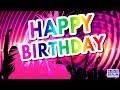 NEW Happy Birthday Song ❤️ Best Birthday wishes adult - Good Luck - Elly Mc Dream  WhatsApp