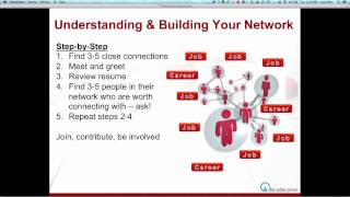 Networking webcast