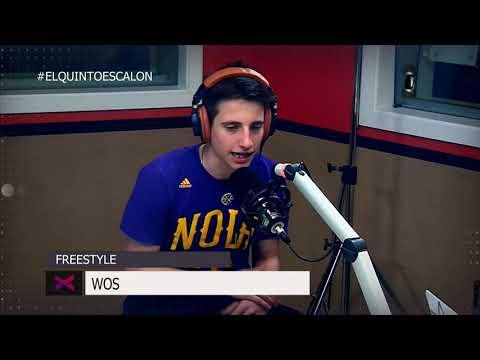WOS se tira un FREESTYLE IMPRESIONANTE - El Quinto Escalón Radio (28/8/17)