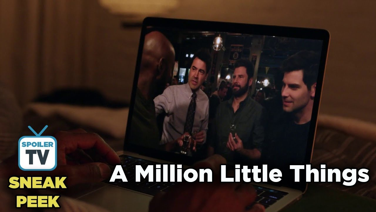 "Download A Million Little Things 1x01 Sneak Peek Clip 1 ""Pilot"""