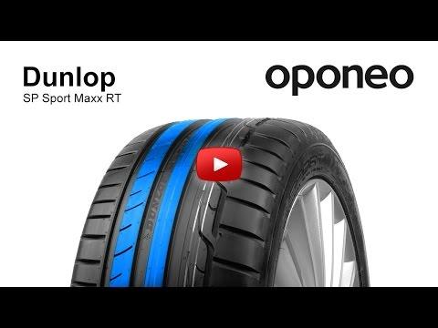 Tyre Dunlop SP SportMaxx RT ● Summer Tyres ● Oponeo™