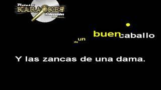 Ezequiel Peña MIS DOS VICIOS karaoke