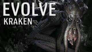Evolve Gameplay Match - E3 2014 Tournament (Kraken)