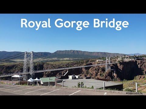 Royal Gorge Bridge Experience   #Coloradolife