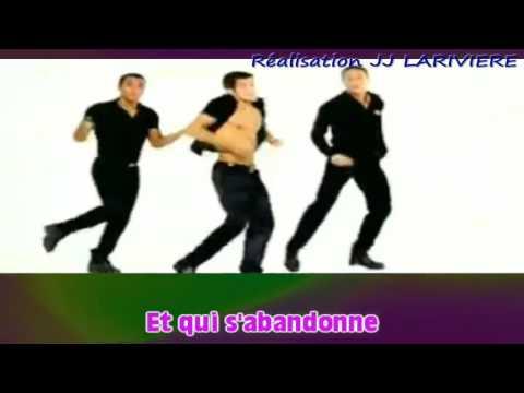 2 BE 3PARTIR UN JOUR I G JJ Karaoké - Paroles