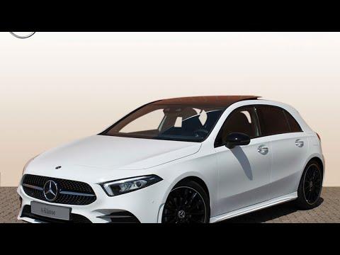 Mercedes-Benz A-Klasse A 200 AMG Line Ext. / Int. Premium Pakket Automaat