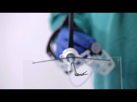 A low-cost mechanical device for minimally invasive surgery