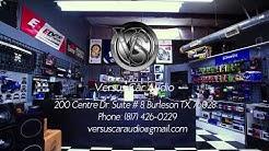 Versus Car Audio Showroom