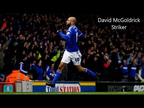 David McGoldrick Goals