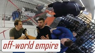 Experiencing Zero-G on a Parabolic Flight - Off-World Empire Special