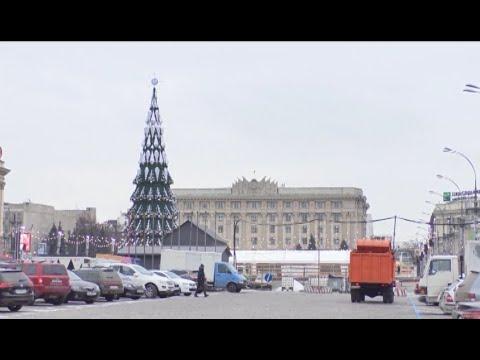 АТН Харьков: Первые случаи обморожения: в Харькове люди попадают в больницу - 10.12.2020