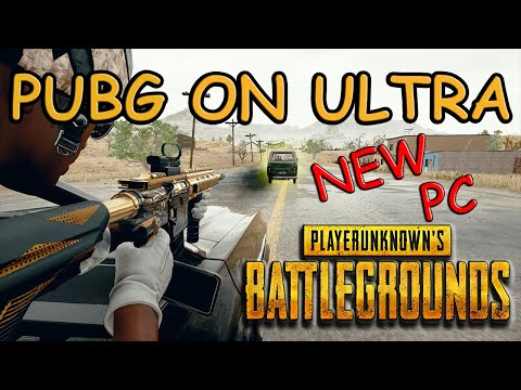 PUBG ON ULTRA SETTINGS With My NEW PC Build | HeavyMetalGaming Highlights