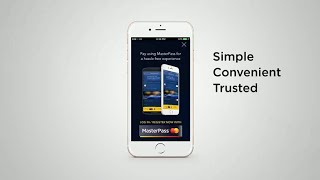 Pay easily with MasterPass for ComfortDelGro Taxi rides
