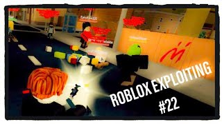 🦃Sweeping gangs in The Streets | Roblox Exploiting #22 [Thanksgiving Special]🦃