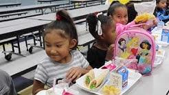 George Washington Carver Elementary – Taste it Tuesday