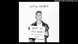 Justin Bieber - What do you mean (The Zombie Kids Remix)