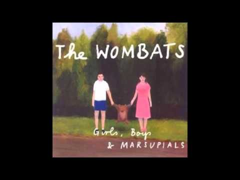 The Wombats - Girls, Boys & Marsupials (Full Album)