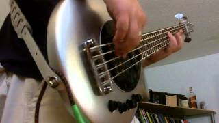 Finger Eleven - Paralyzer bass cover