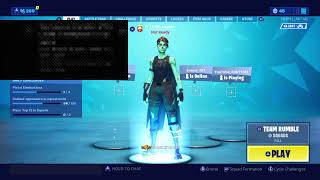Fortnite| Ghoul trooper| Trading for a Modded GTA account