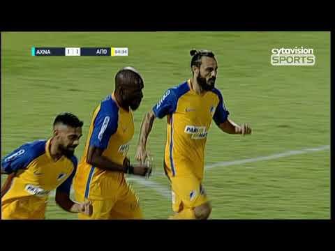 Εθνικός 1-1 ΑΠΟΕΛ (βίντεο, στιγμιότυπα αγώνα)