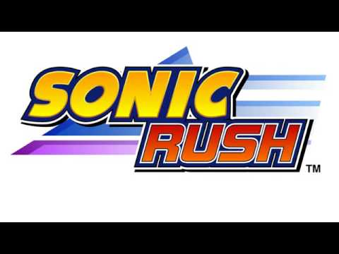 Wrapped In Black CD Version)   Sonic Rush Music Extended [Music OST][Original Soundtrack]